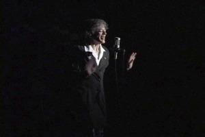 Dorothy singing